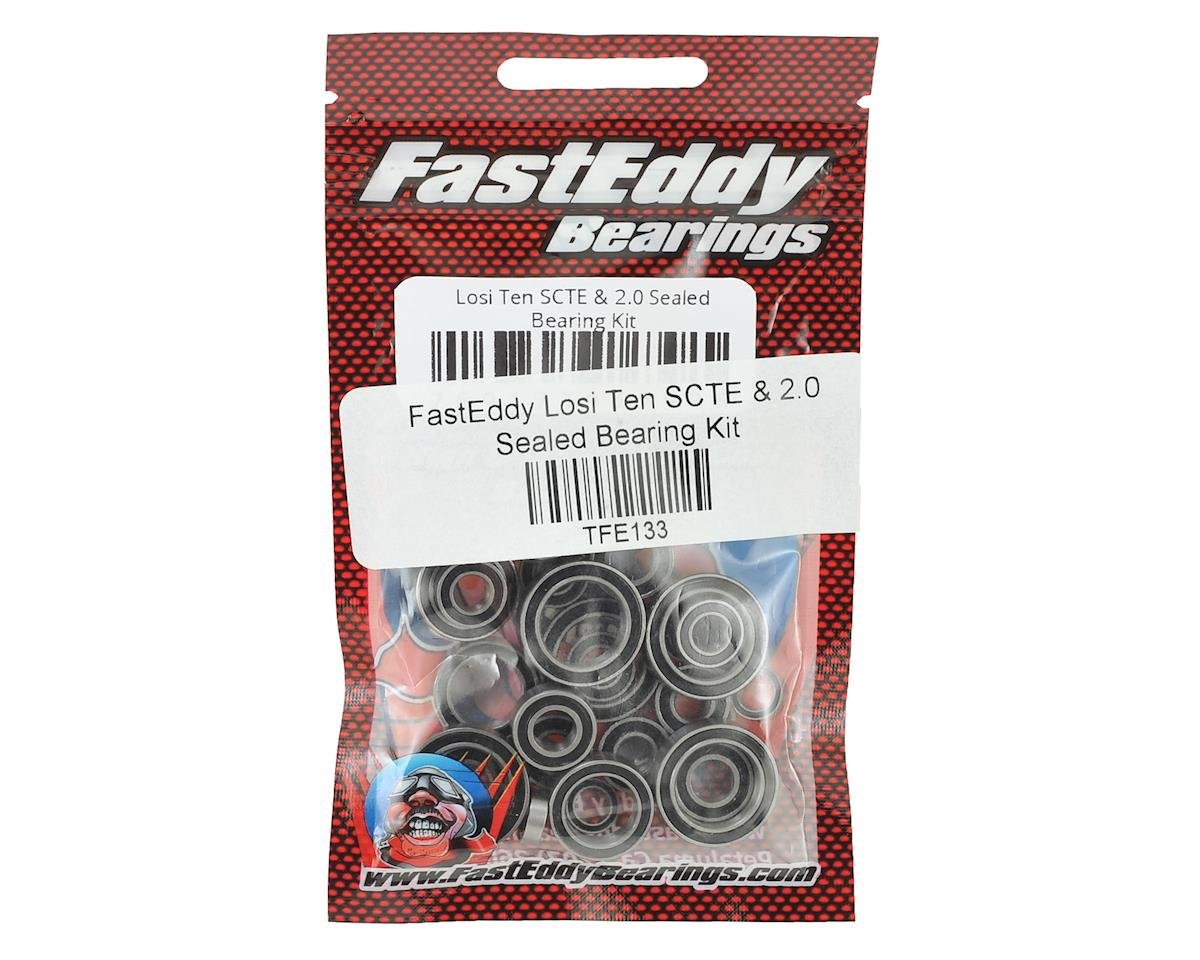 FastEddy Losi Ten SCTE & 2.0 Sealed Bearing Kit