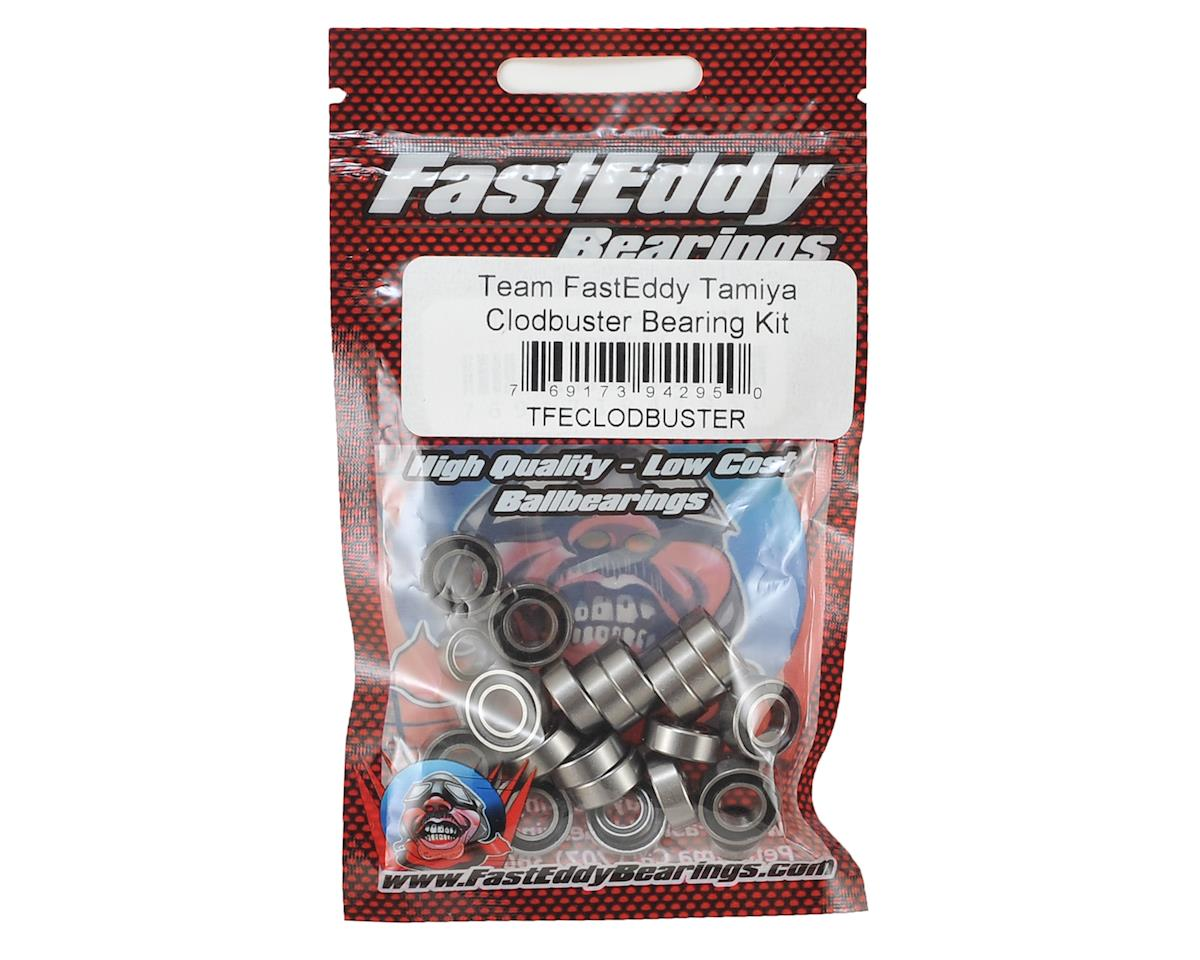 FastEddy Tamiya Clodbuster Bearing Kit
