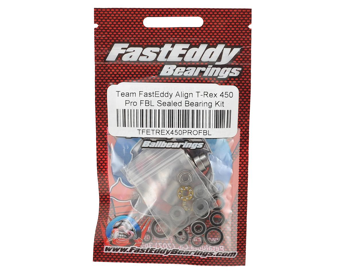 Align T-Rex 450 Pro FBL Sealed Bearing Kit by FastEddy