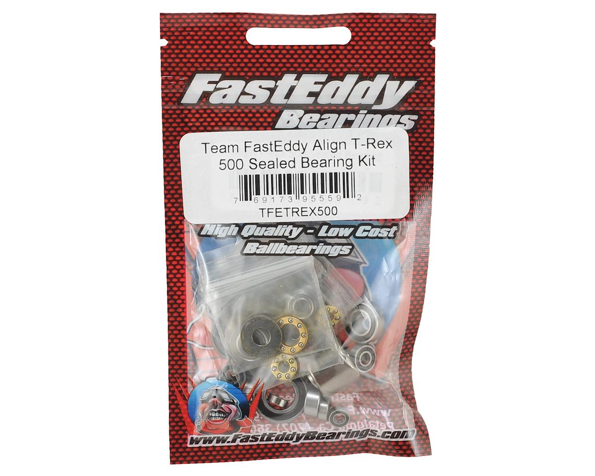 FastEddy Align T-Rex 500 Sealed Bearing Kit