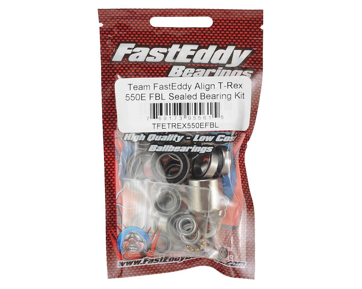 FastEddy Align T-Rex 550L 550E FBL Sealed Bearing Kit