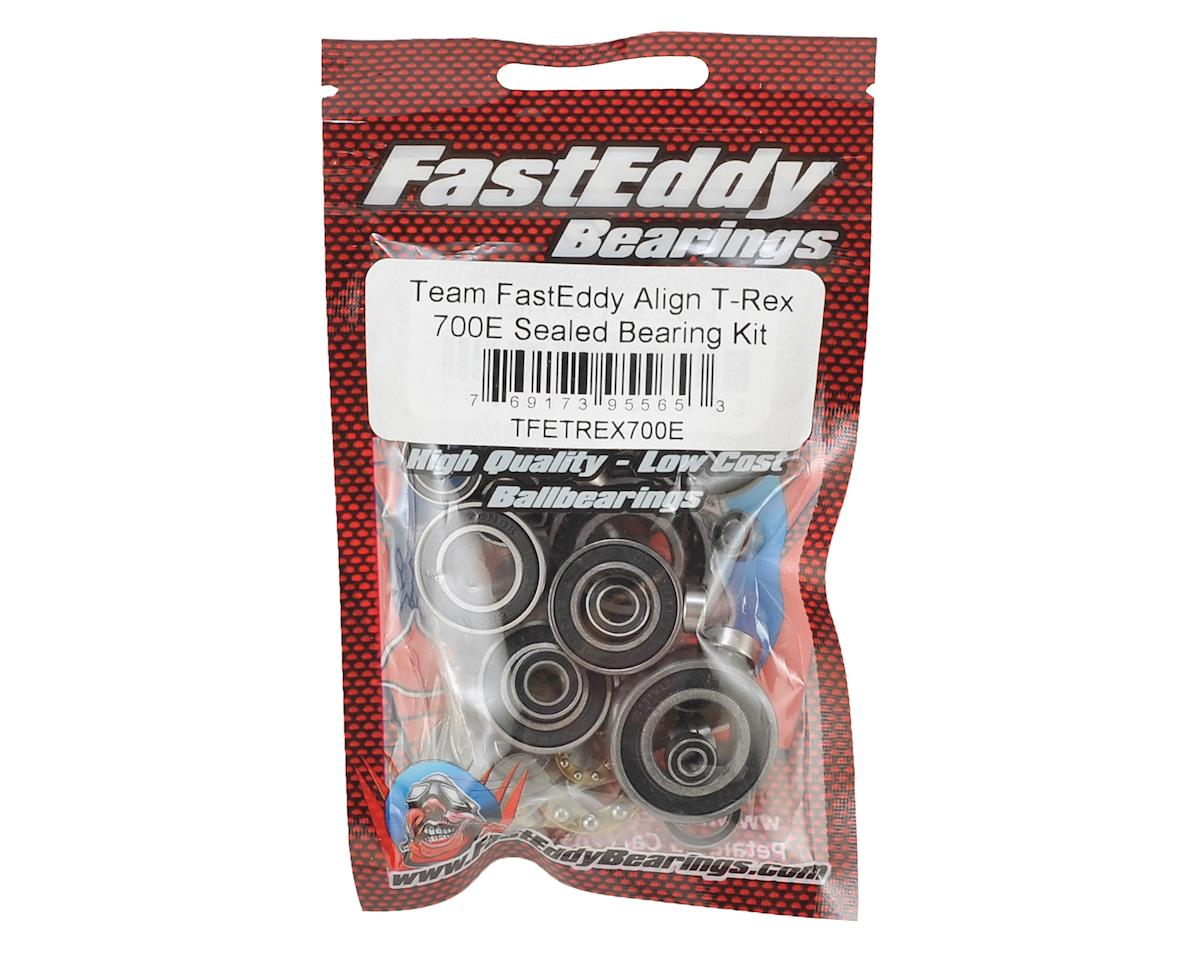 FastEddy Align T-Rex 700E Sealed Bearing Kit
