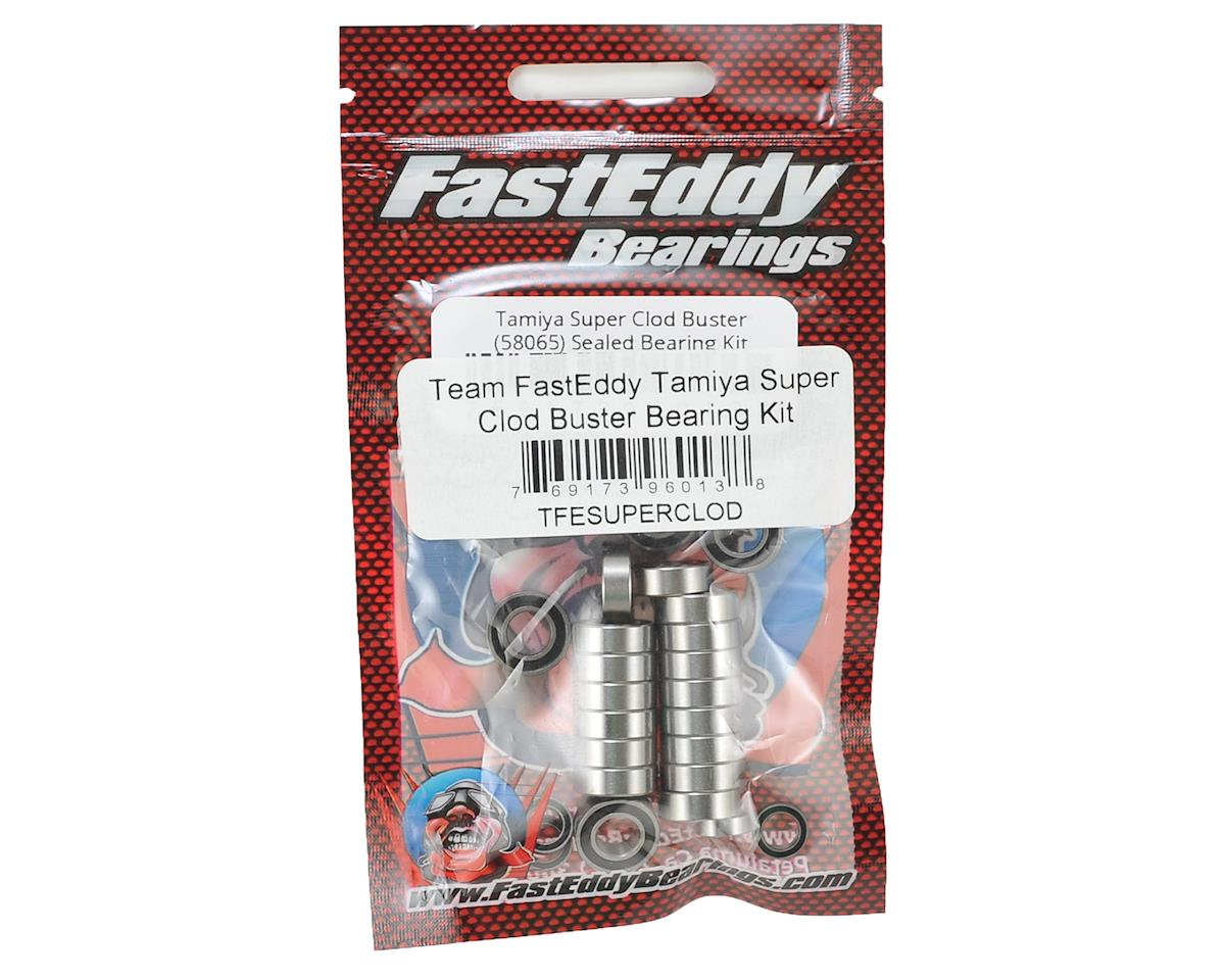 FastEddy Tamiya Super Clod Buster Bearing Kit