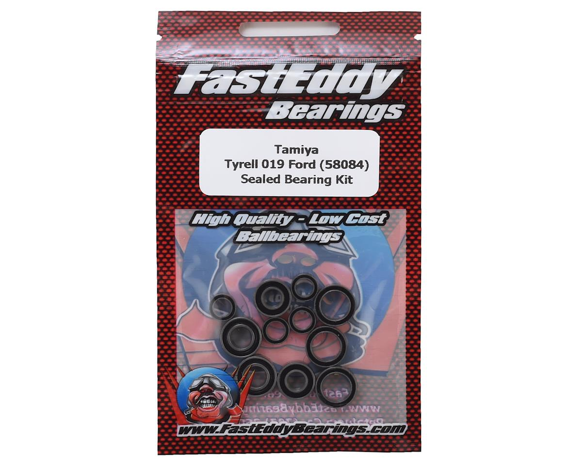 FastEddy Tamiya Tyrrell 019 Ford Sealed Bearing Kit