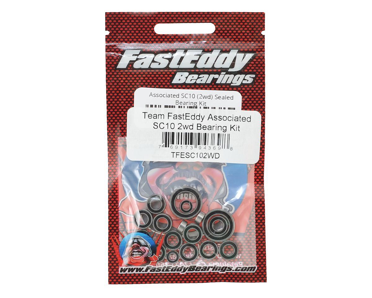 FastEddy Associated SC10 2wd Bearing Kit