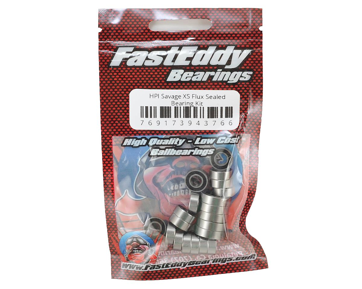 FastEddy HPI Savage XS Flux Bearing Kit