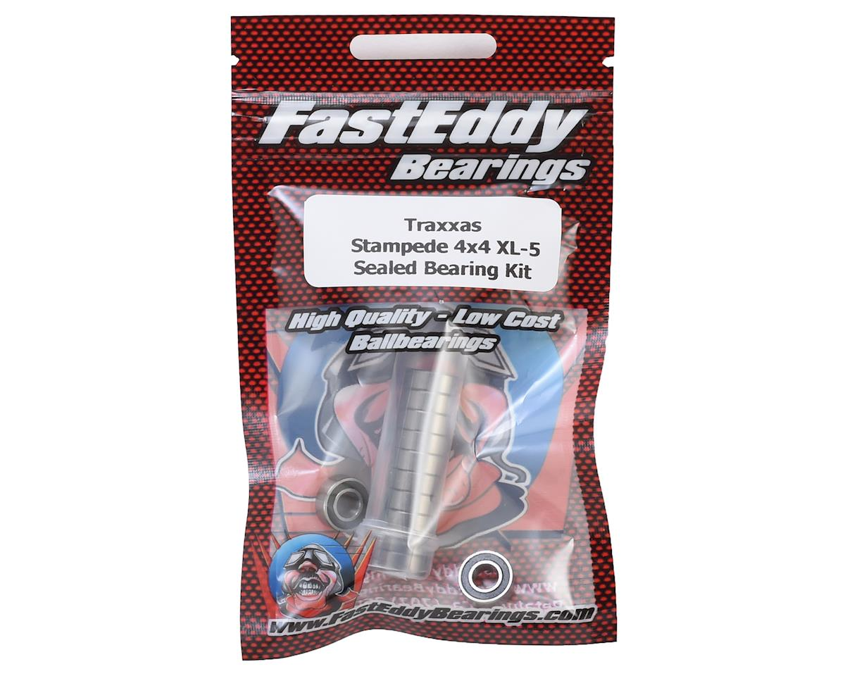 FastEddy Traxxas Stampede 4x4 XL-5 Sealed Bearing Kit