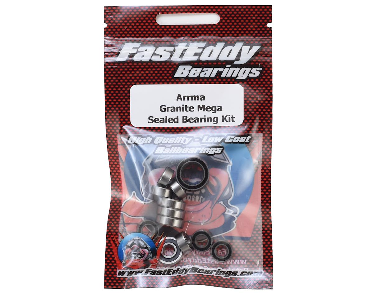 Arrma Granite Mega Sealed Bearing Kit by FastEddy