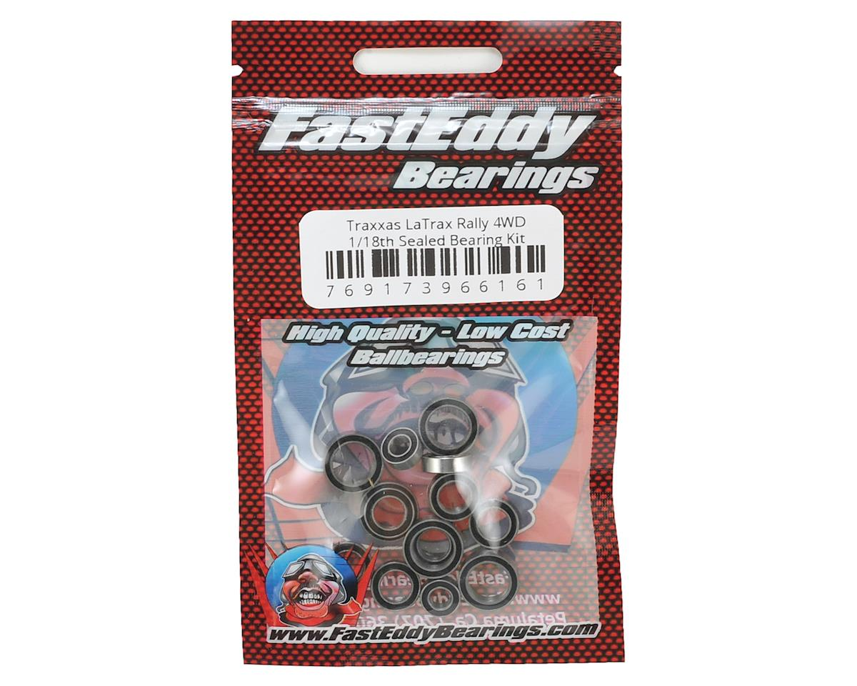 FastEddy Traxxas LaTrax Rally 1/18 Bearing Kit