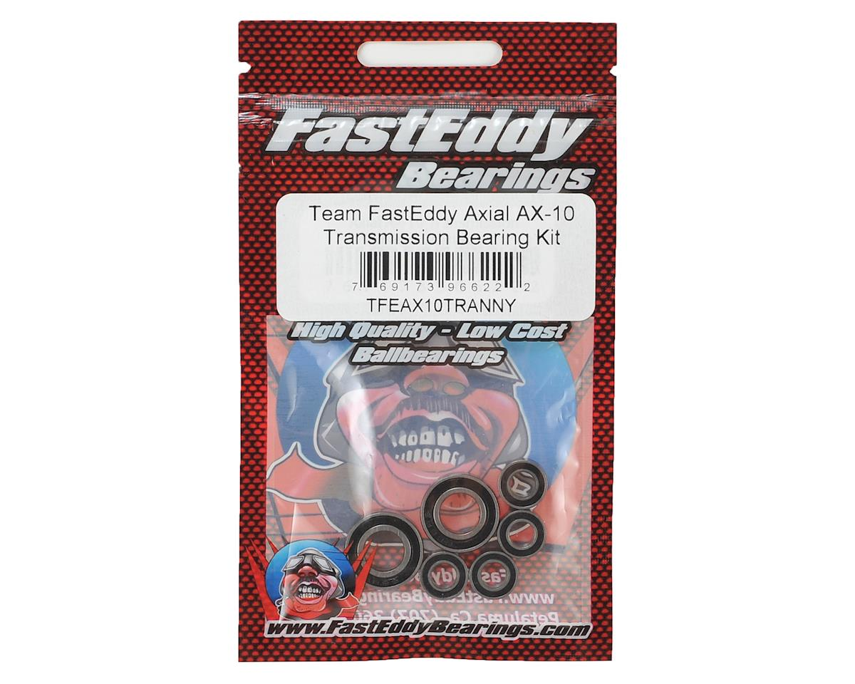 Image 1 for FastEddy Axial AX-10 Transmission Bearing Kit
