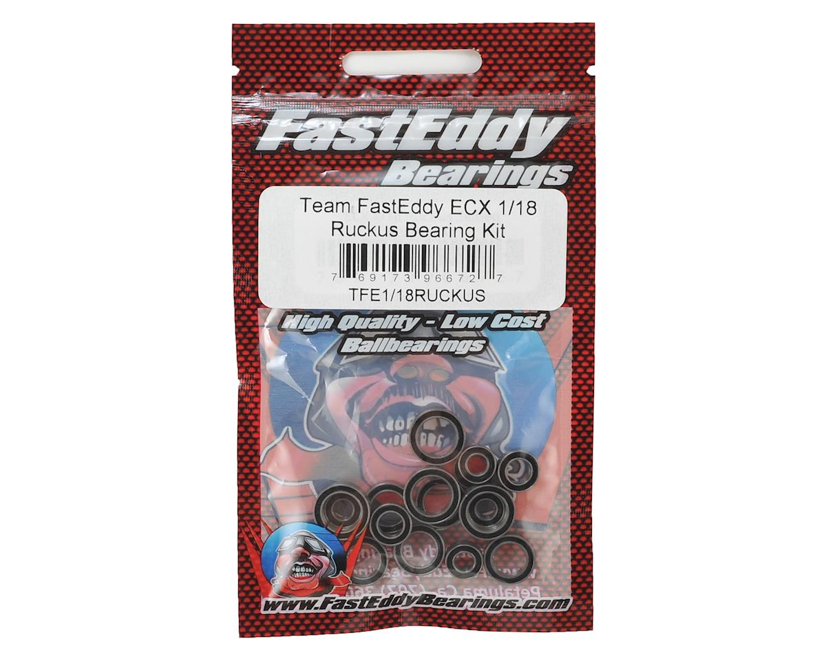 FastEddy ECX Ruckus 1/18 Bearing Kit
