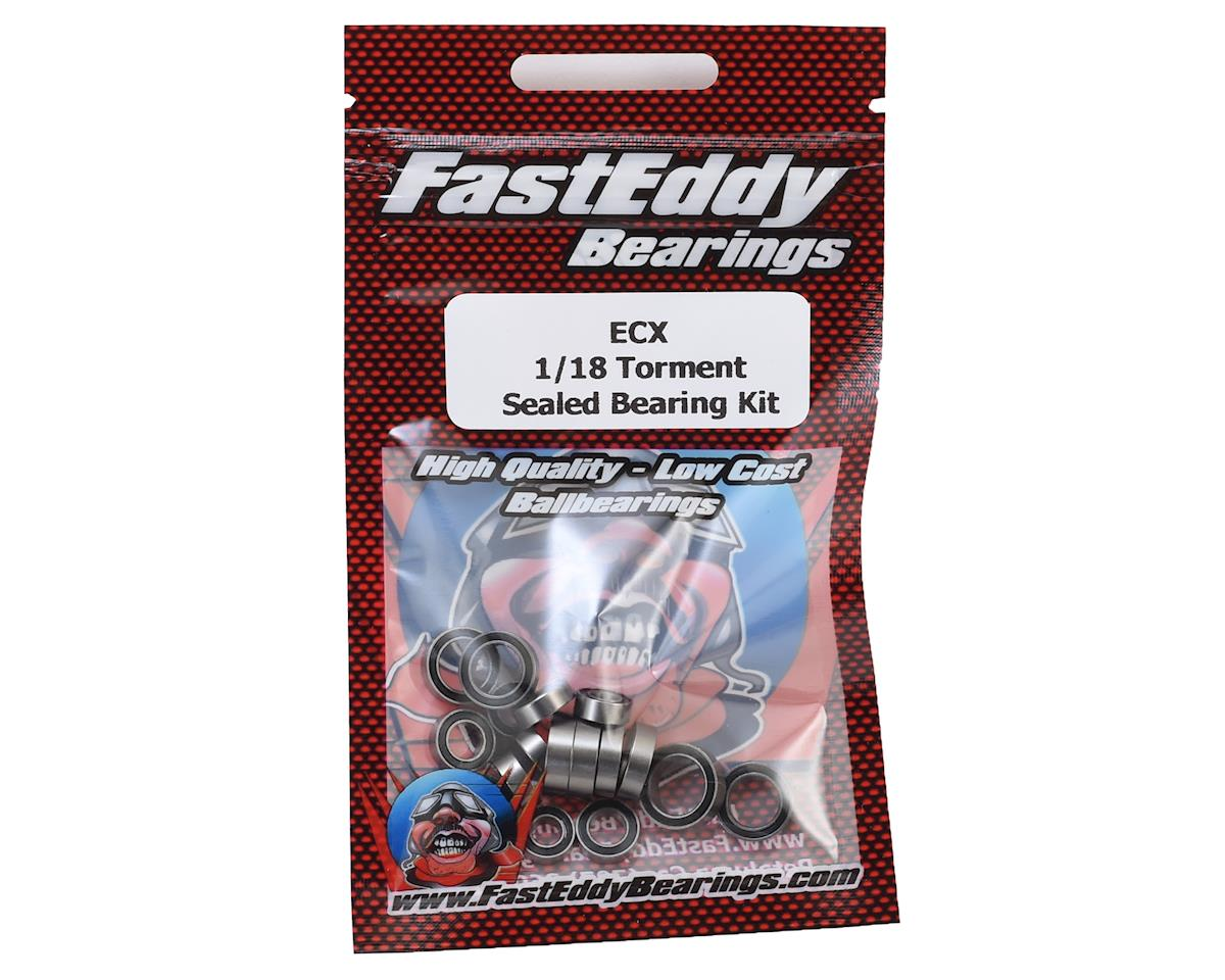FastEddy ECX 1/18 Torment Sealed Bearing Kit