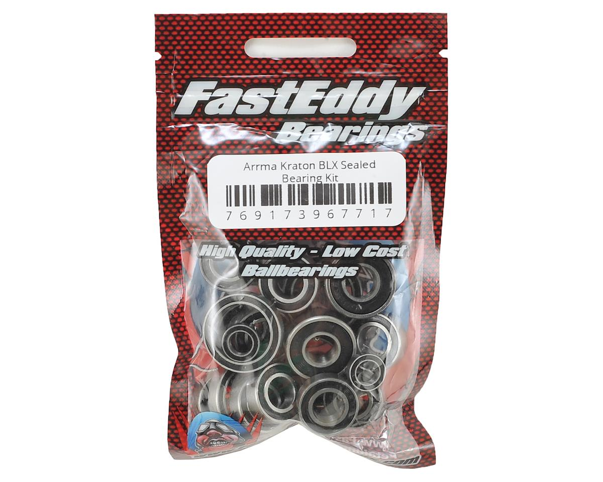 FastEddy Arrma Kraton BLX Bearing Kit