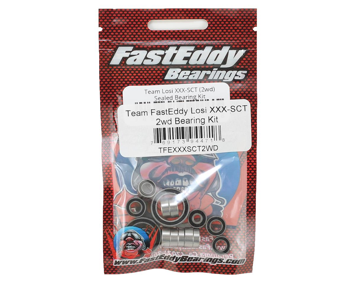 FastEddy Losi XXX-SCT 2wd Bearing Kit