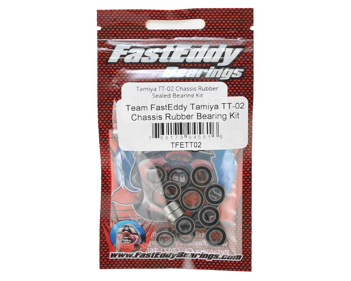 Tamiya TT-02 Chassis Rubber Bearing Kit