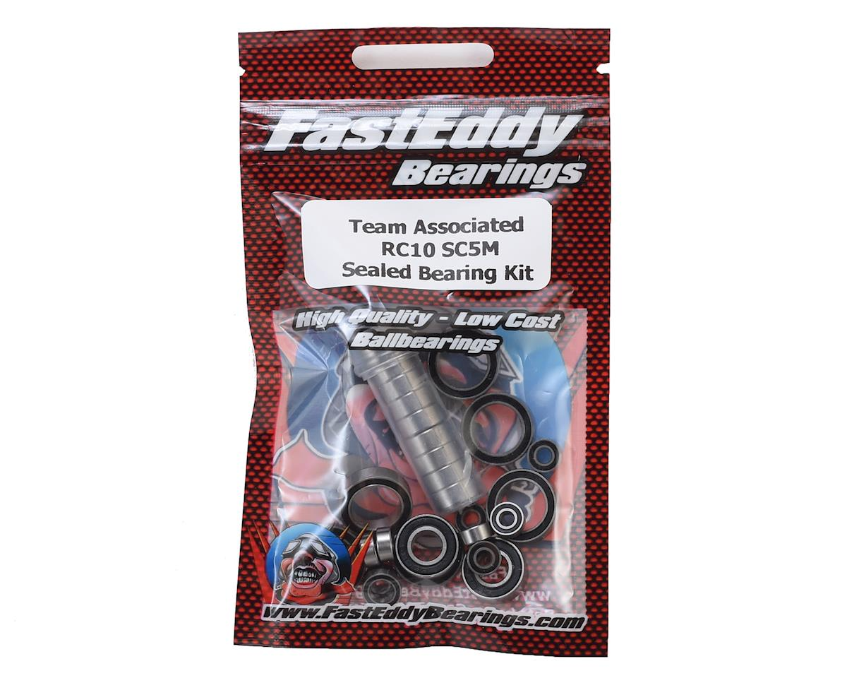 FastEddy Associated RC10 SC5M Sealed Bearing Kit