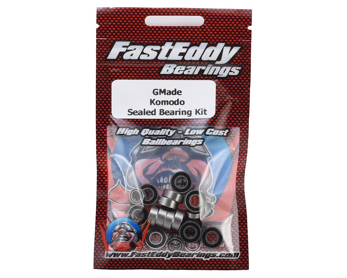 FastEddy GMade Komodo Sealed Bearing Kit
