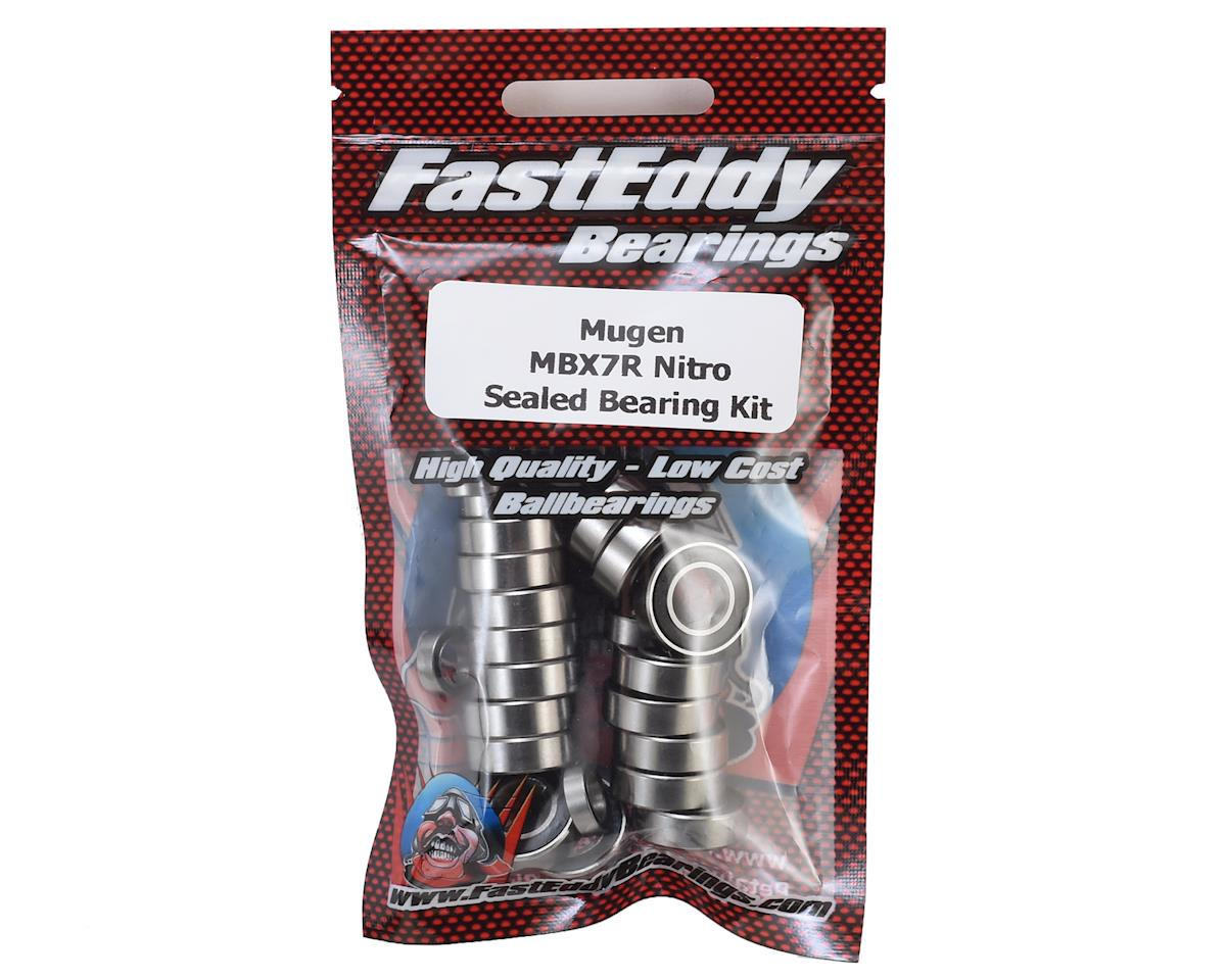 FastEddy Mugen MBX7R Nitro Sealed Bearing Kit