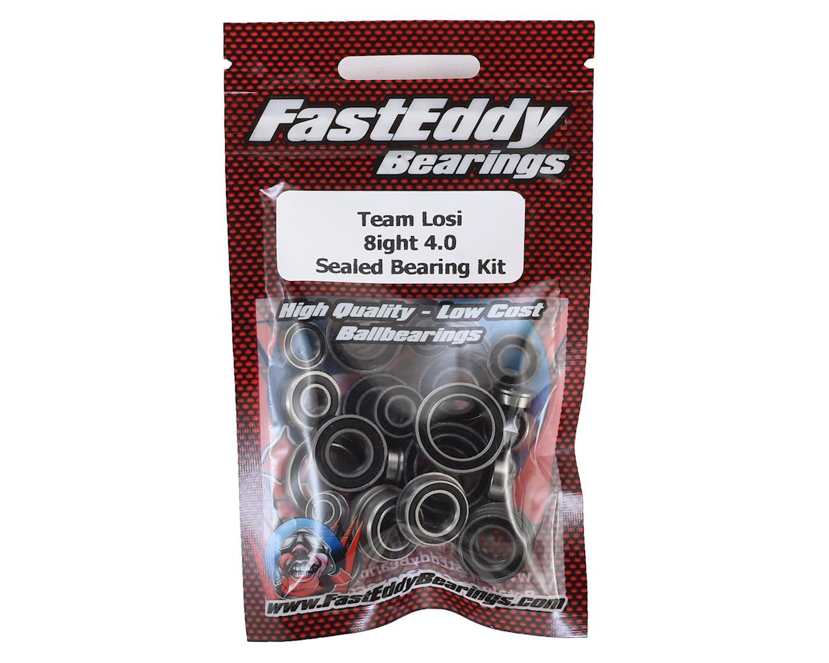 TLR 8IGHT 4.0 Sealed Bearing Kit by FastEddy
