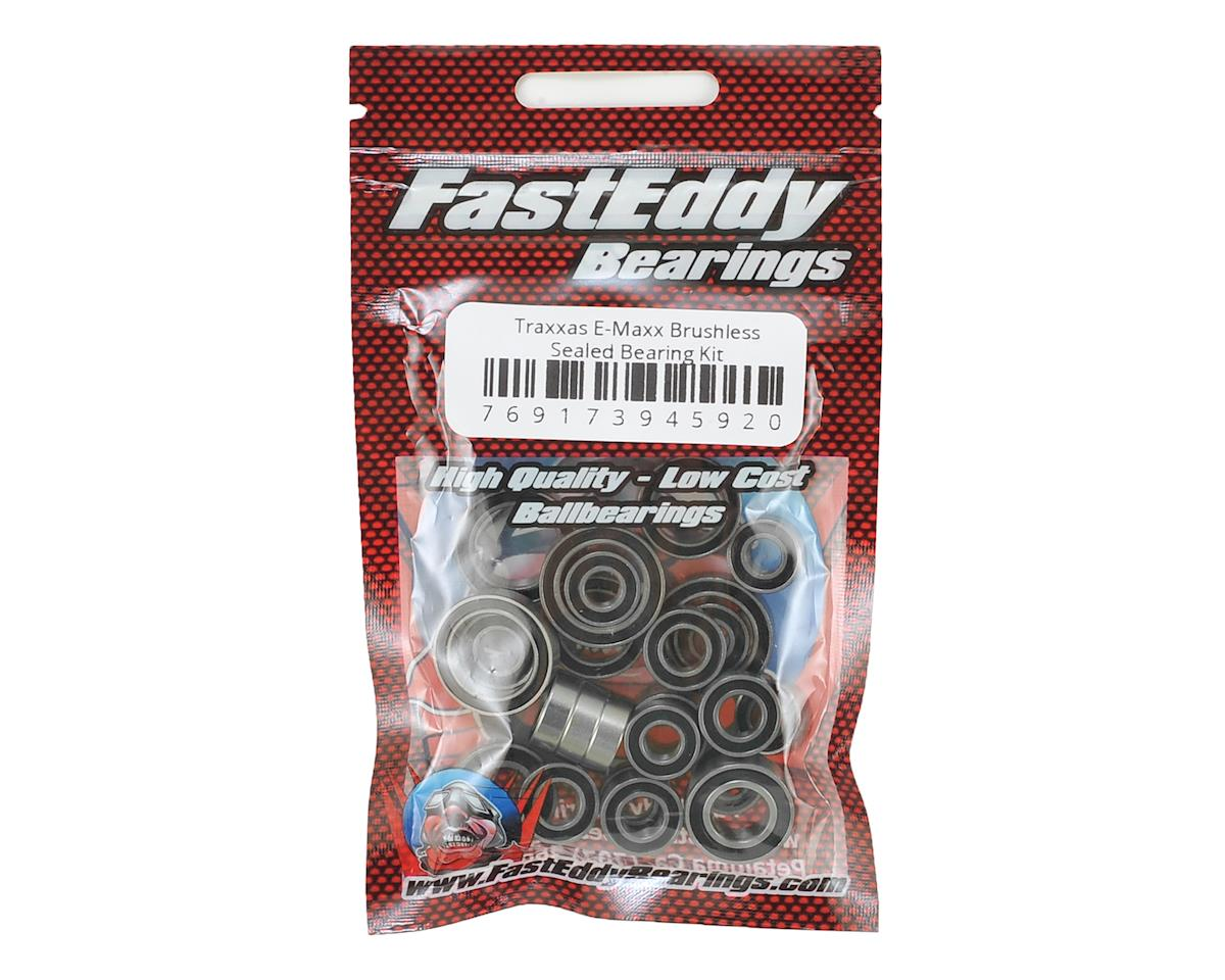 FastEddy Traxxas E-Maxx Brushless Bearing Kit