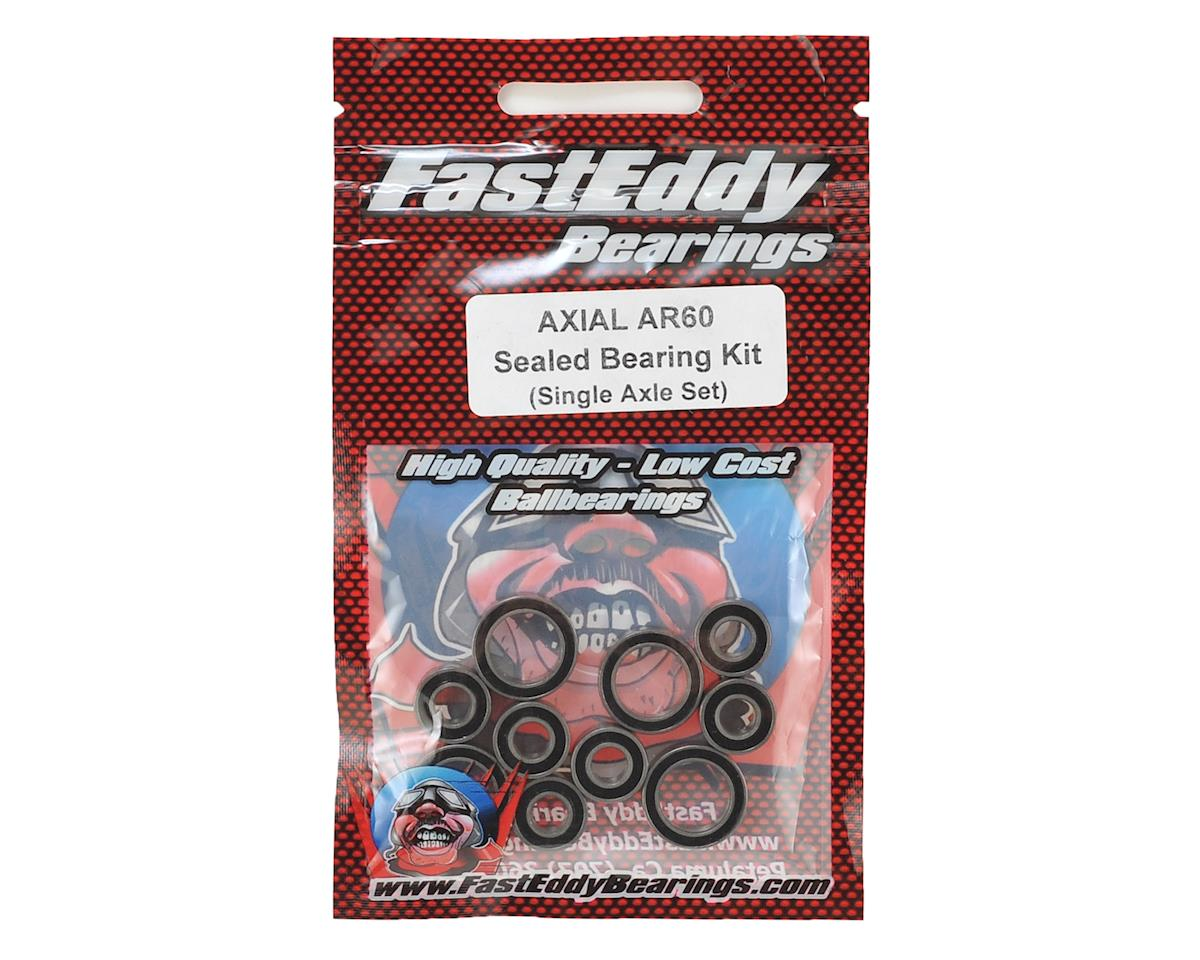 FastEddy Axial AR60 Single Axle Bearing Kit