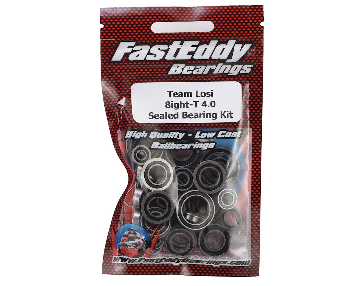 FastEddy TLR 8IGHT-T 4.0 Sealed Bearing Kit
