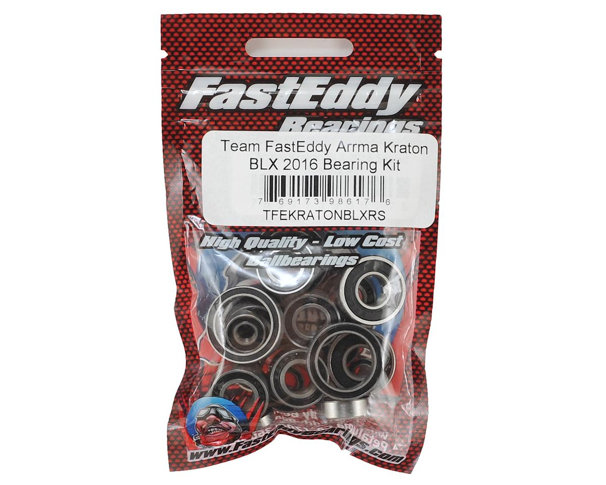 FastEddy Arrma Kraton BLX 2016 Bearing Kit