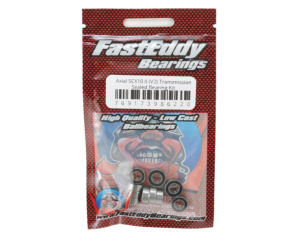 Axial SCX10 II V2 Transmission Bearing Kit by FastEddy
