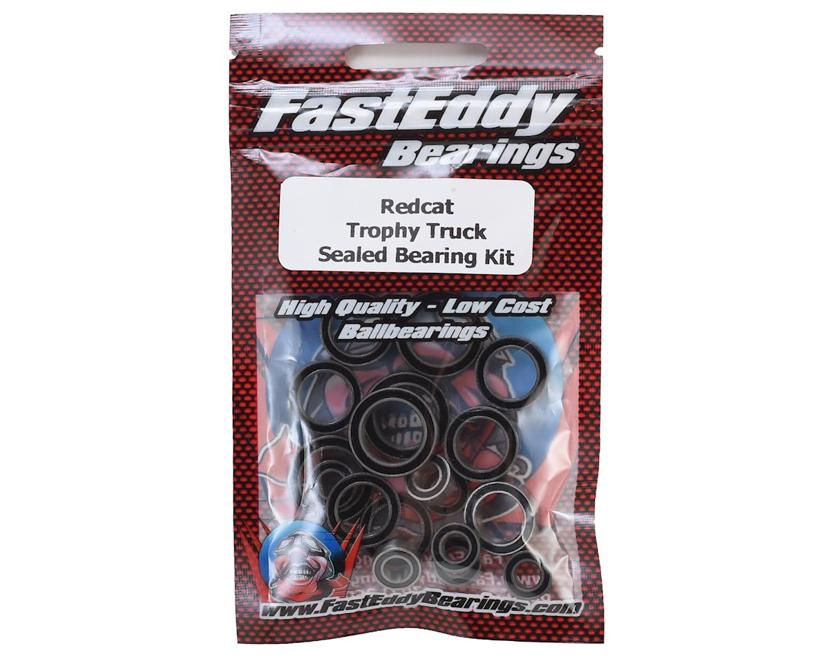 FastEddy Redcat Trophy Truck Sealed Bearing Kit