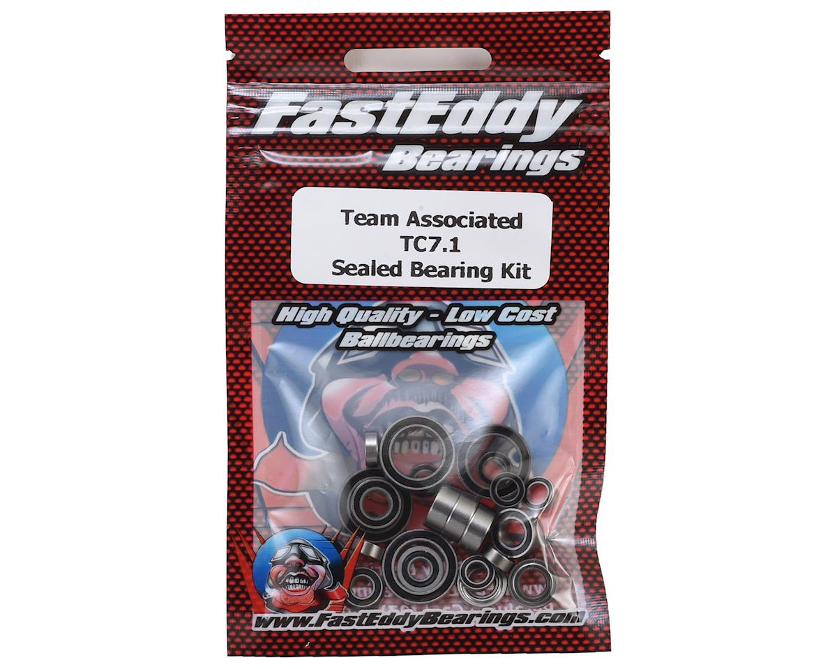 FastEddy Associated TC7.1 Sealed Bearing Kit