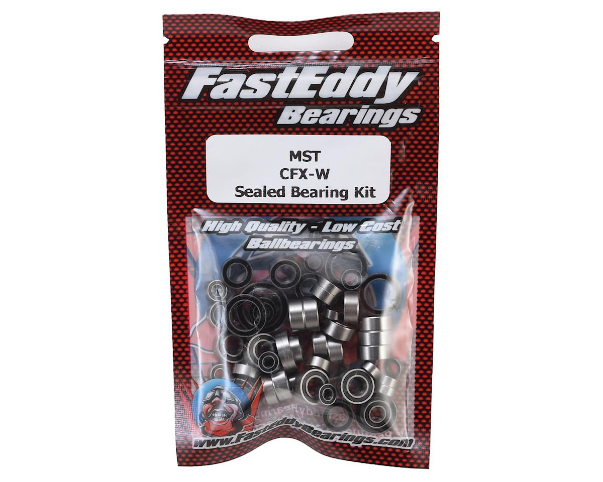 FastEddy MST CFX-W Sealed Bearing Kit