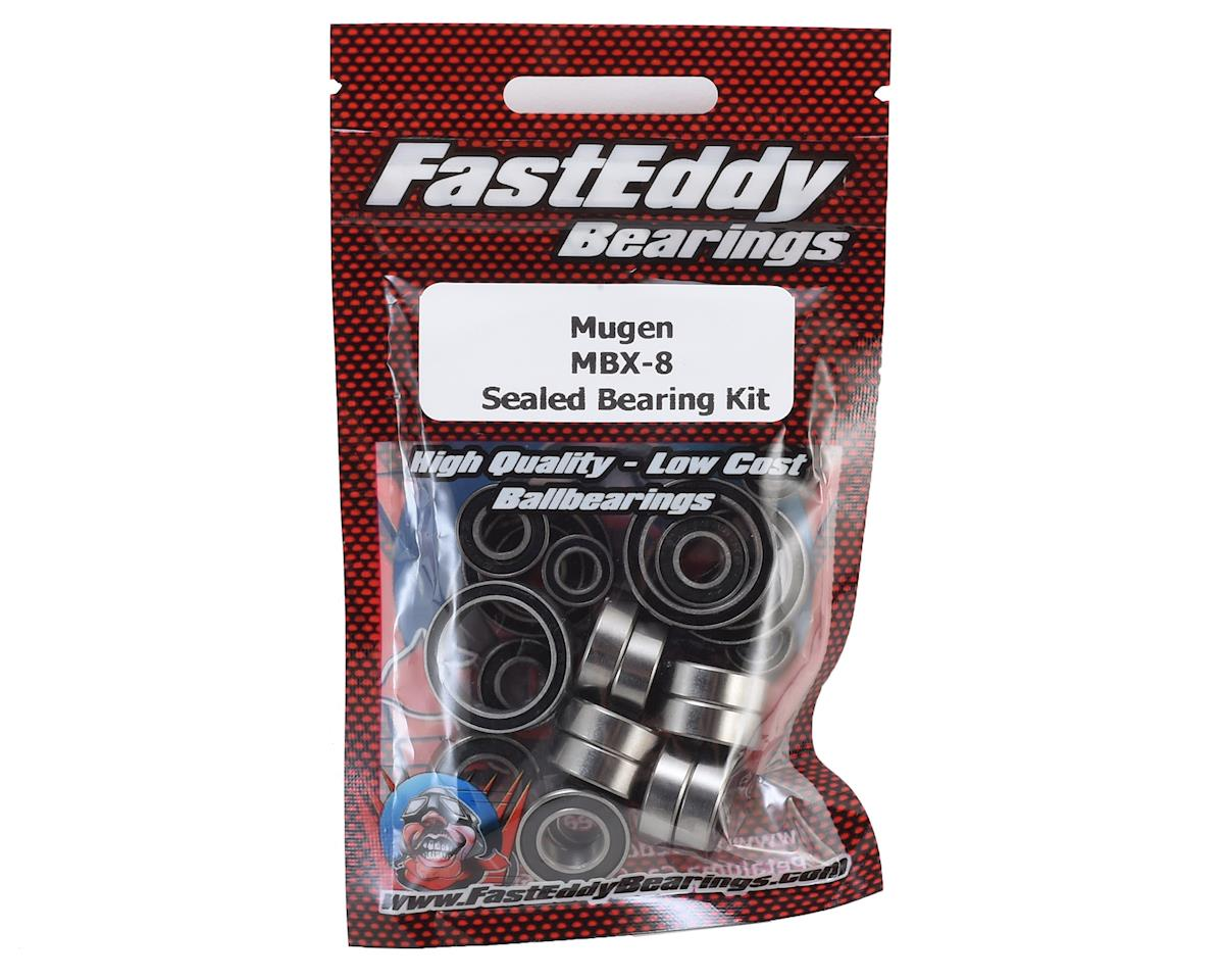 FastEddy Mugen MBX8 Sealed Bearing Kit