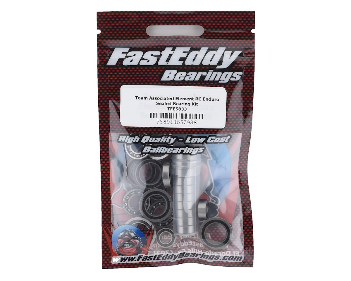 FastEddy Team Associated Element RC Enduro Sealed Bearing Kit | relatedproducts