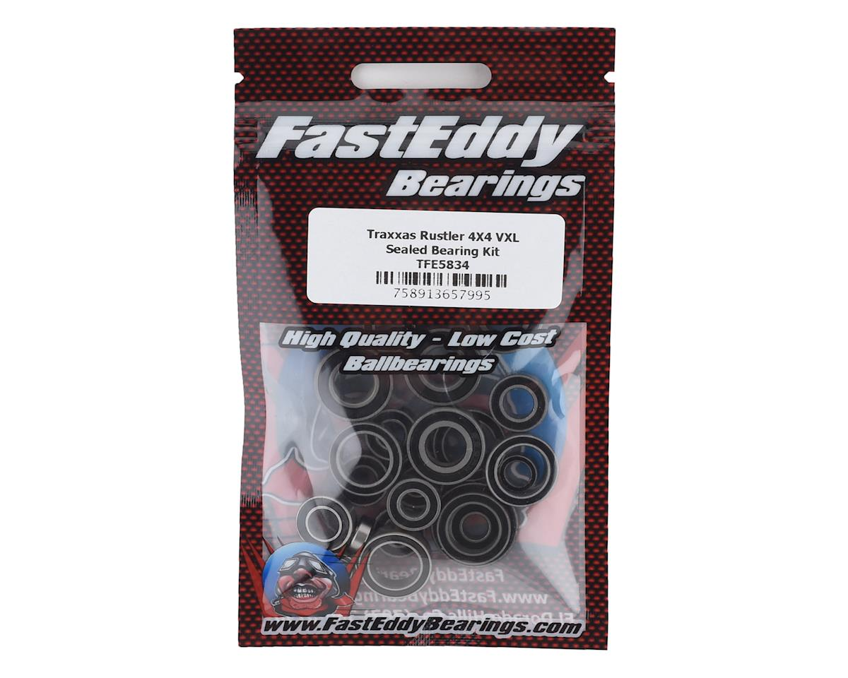 FastEddy Traxxas Rustler 4X4 VXL Sealed Bearing Kit
