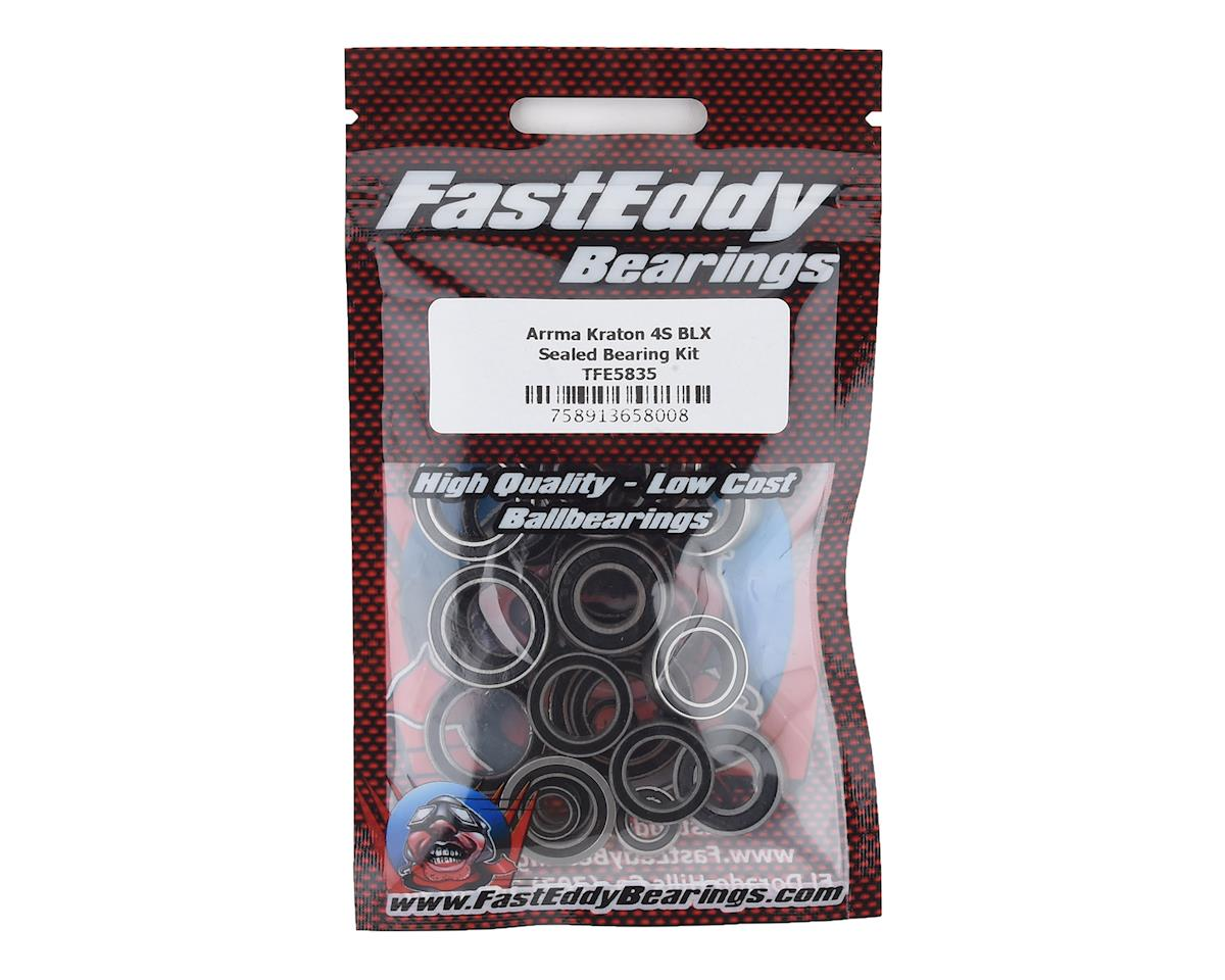 FastEddy Arrma Kraton 4S BLX Sealed Bearing Kit | relatedproducts