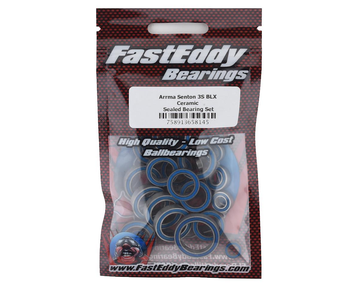 FastEddy Arrma Senton 3S BLX Ceramic Sealed Bearing Kit