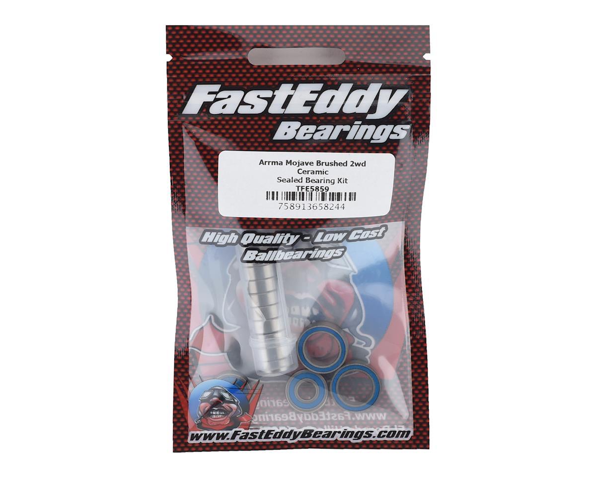 FastEddy Arrma Mojave Brushed 2wd Ceramic Rubber Sealed Bearing Kit