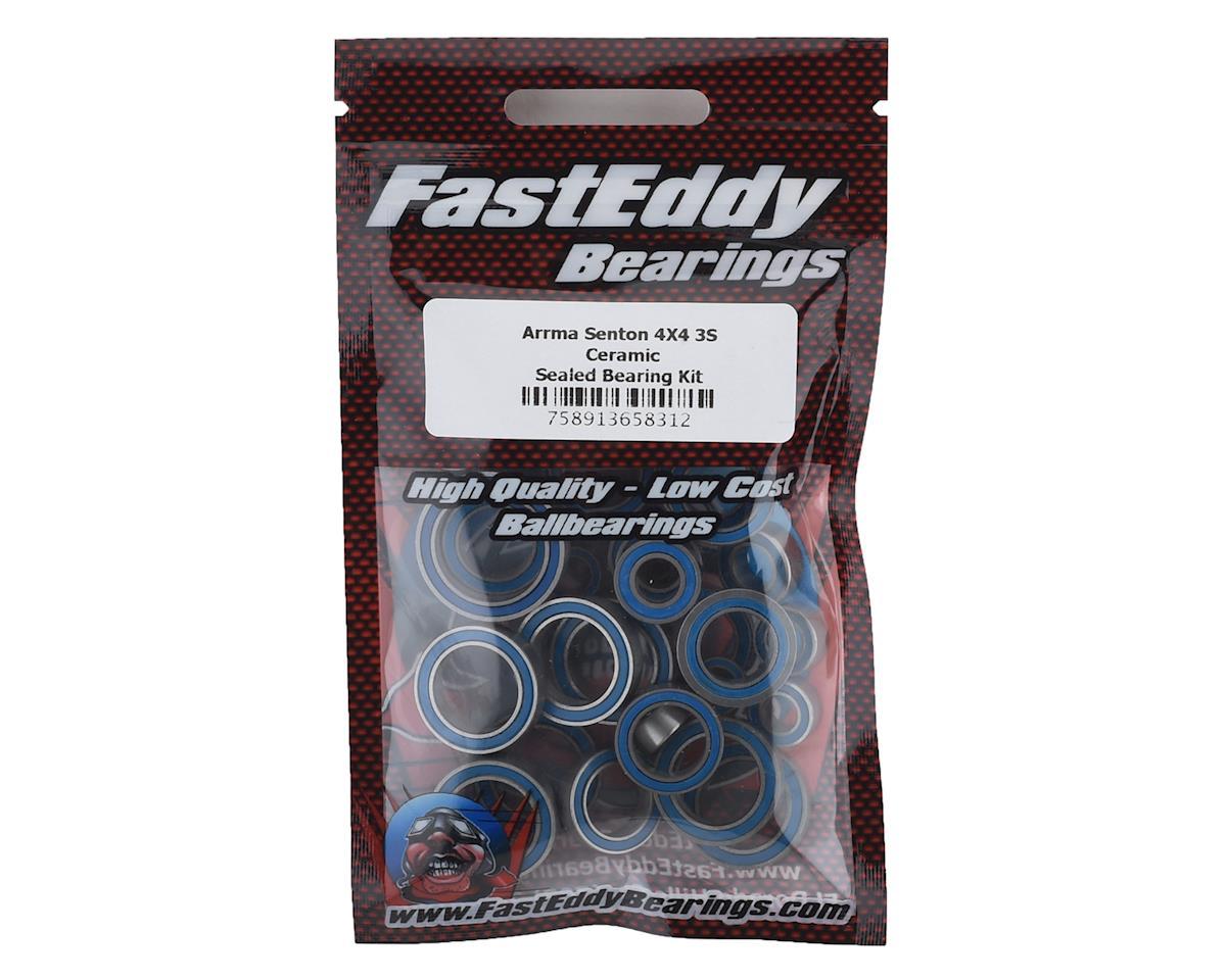FastEddy Arrma Senton 4X4 3S Ceramic Sealed Bearing Kit