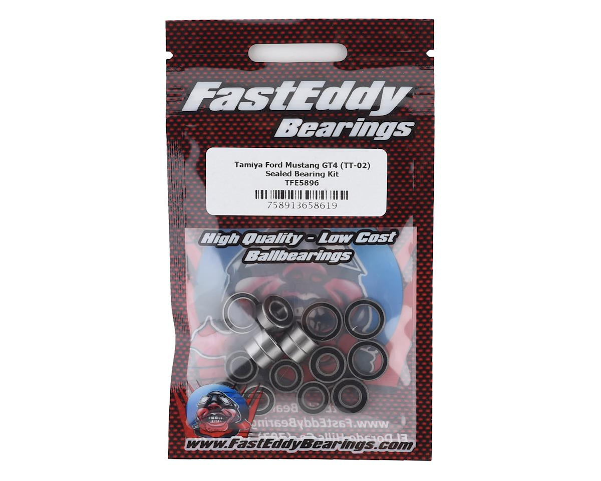 FastEddy Tamiya Ford Mustang GT4 Sealed Bearing Kit (TT-02) | relatedproducts