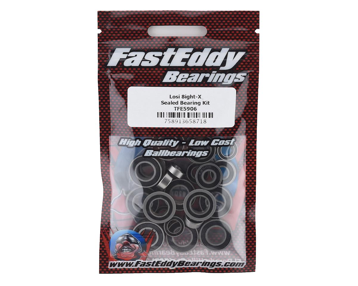 FastEddy Losi 8IGHT-X Sealed Bearing Kit