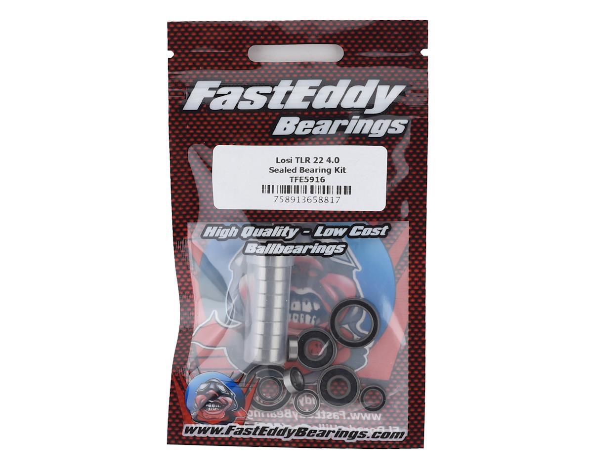 FastEddy Losi TLR 22 4.0 Sealed Bearing Kit