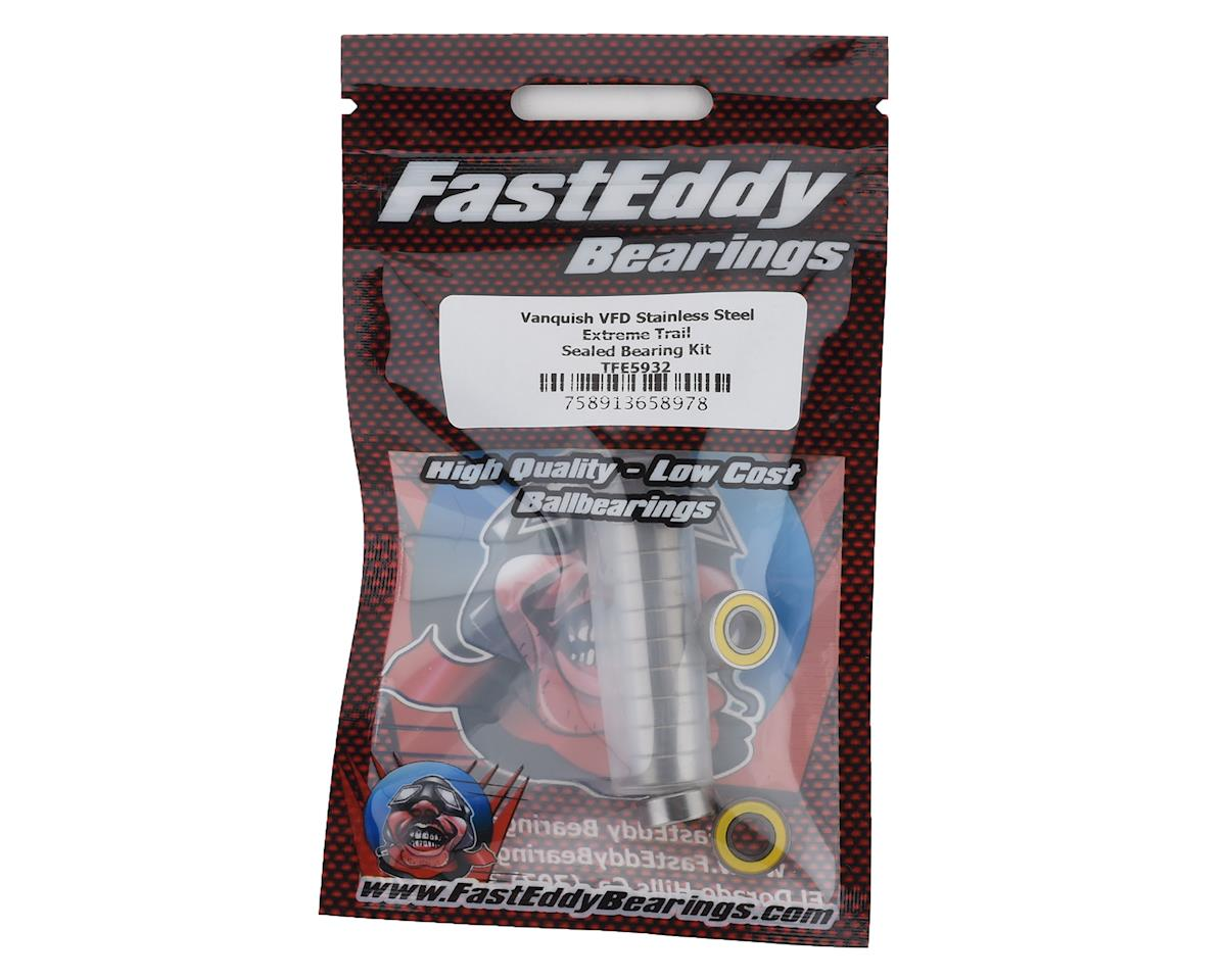 FastEddy Vanquish VFD Stainless Steel Extreme Trail Bearing Kit | relatedproducts