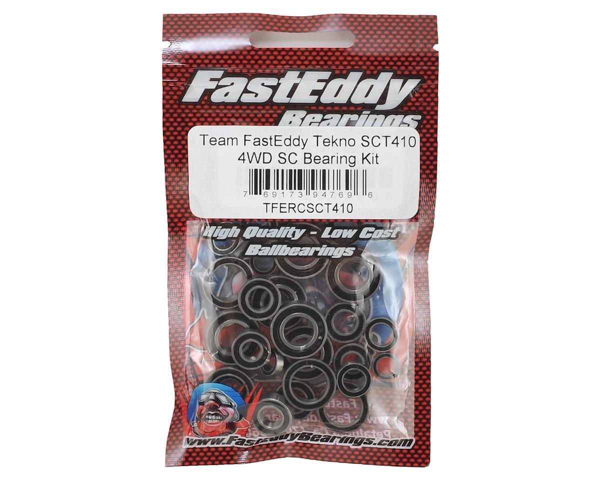 FastEddy Tekno SCT410 4WD SC Bearing Kit