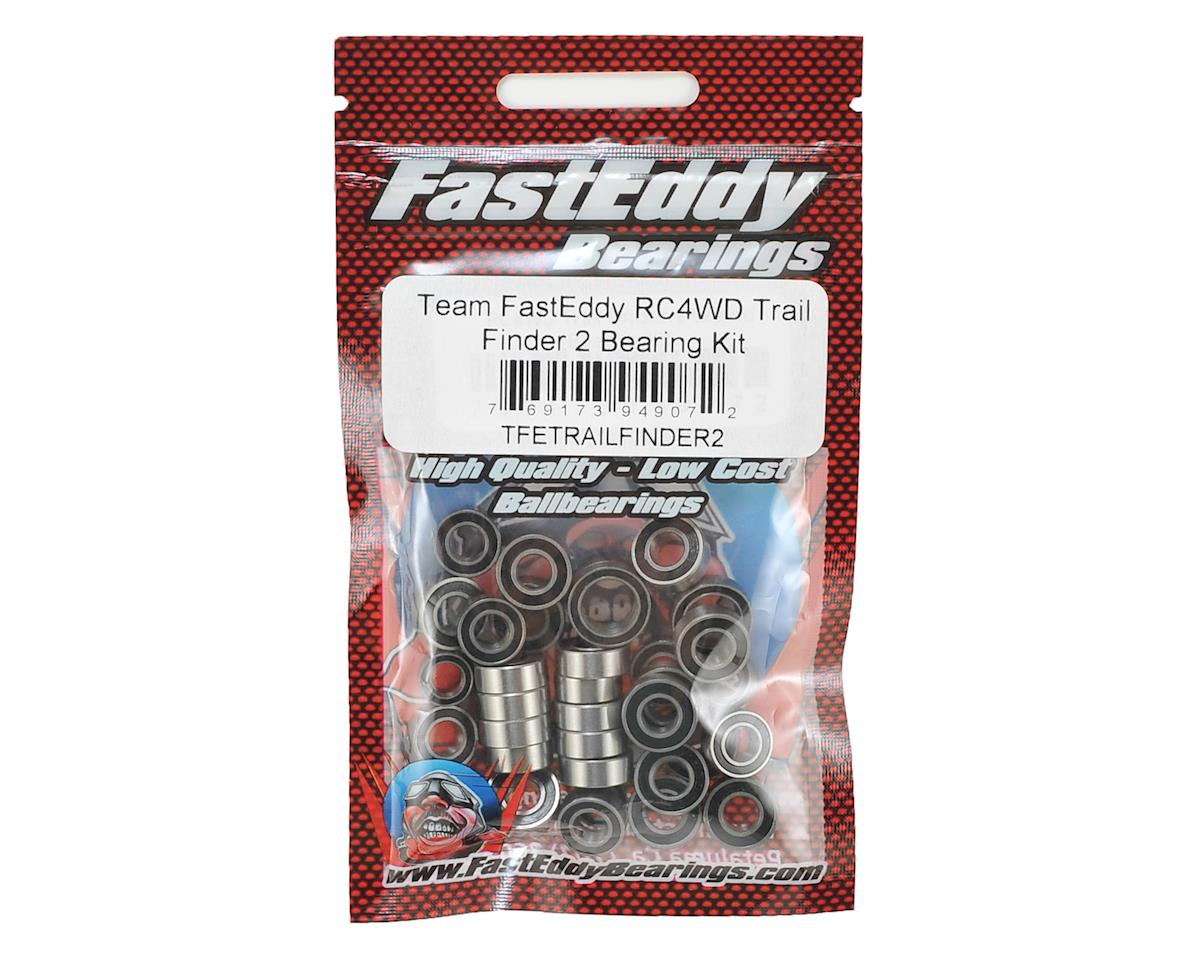 FastEddy RC4WD Trail Finder 2 Bearing Kit