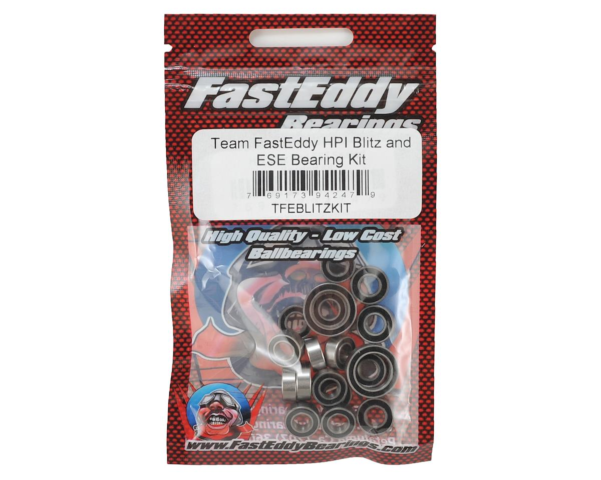 FastEddy HPI Blitz Bearing Kit