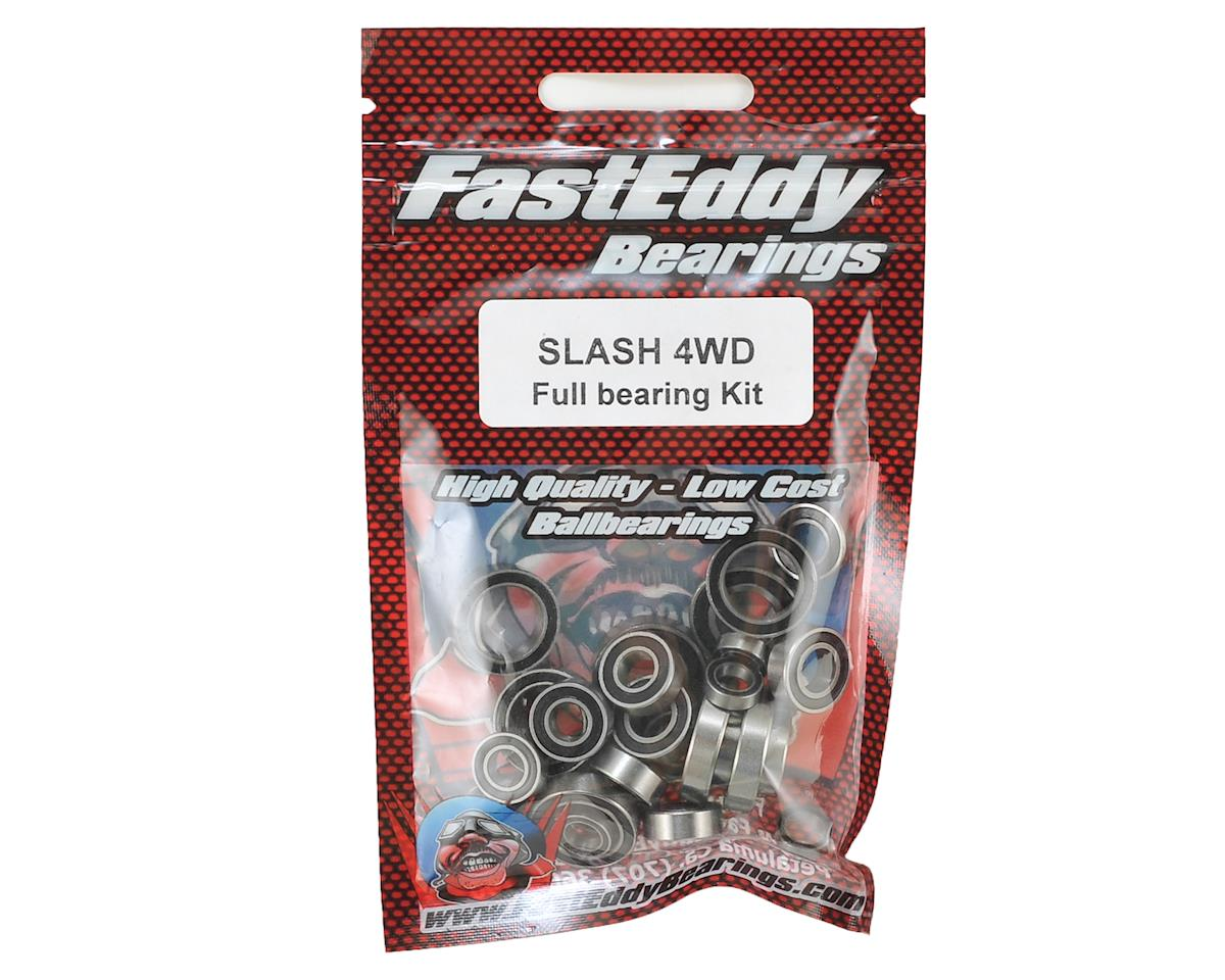 FastEddy Traxxas Slash 4WD Bearing Kit