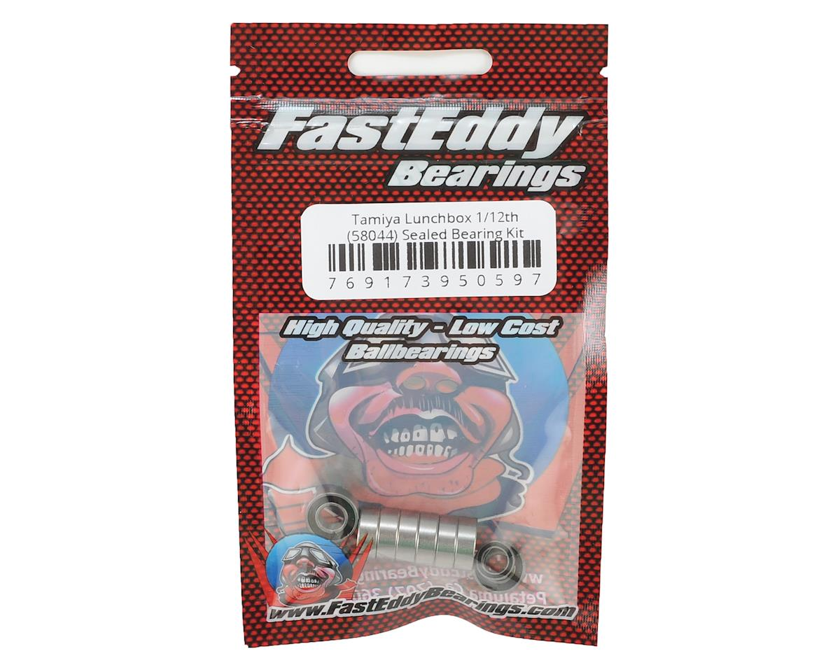FastEddy Tamiya Lunchbox Bearing Kit