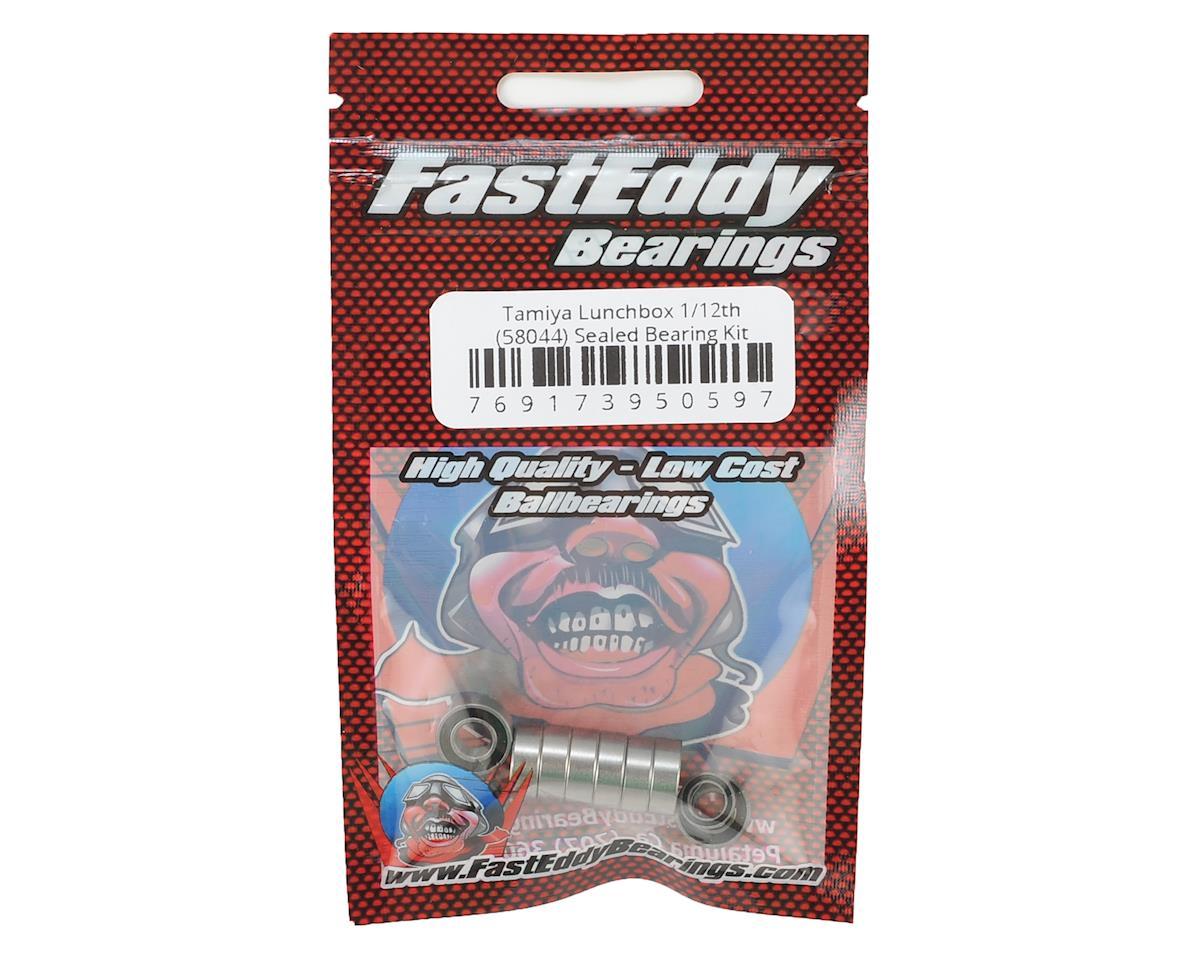FastEddy Tamiya Lunchbox Bearing Kit