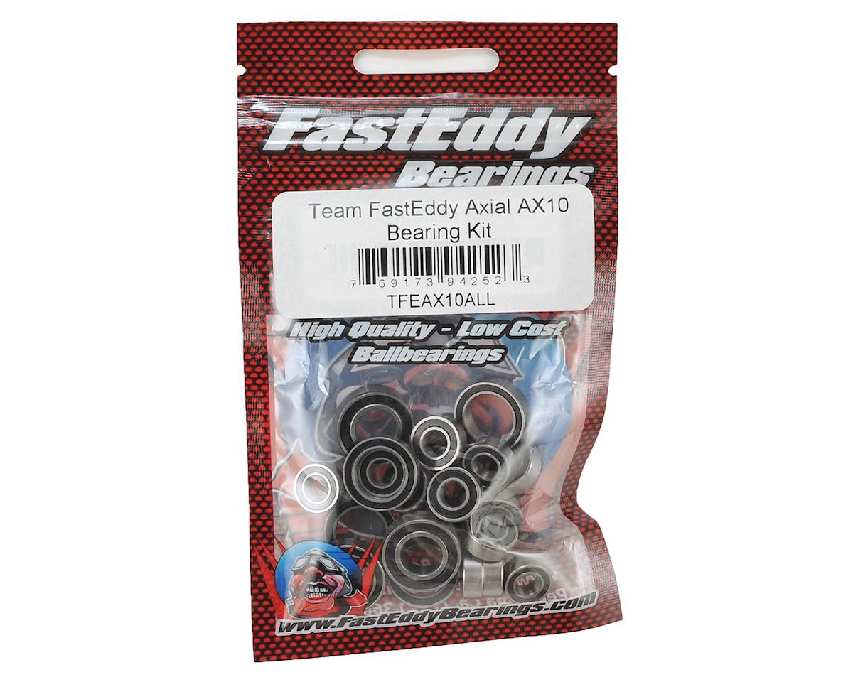 FastEddy Axial AX10 Bearing Kit