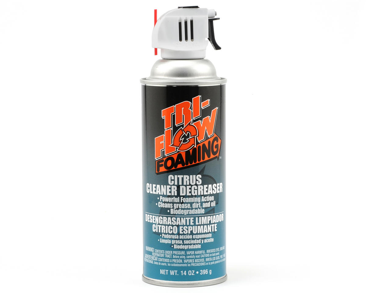 Foaming Degreaser (14 oz) by Tri-Flow